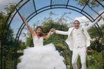 Nos mariés le jour J !