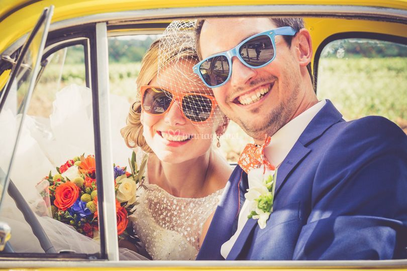 Extrait mariage Lucie et Brice