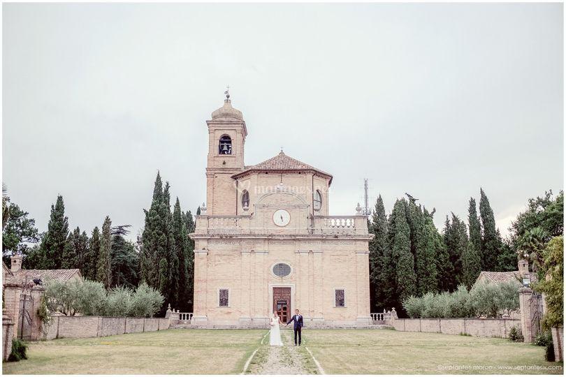 Un mariage italien à Rimini