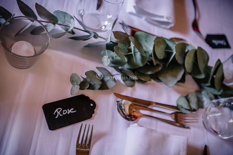 Kids table avec l'olivier !