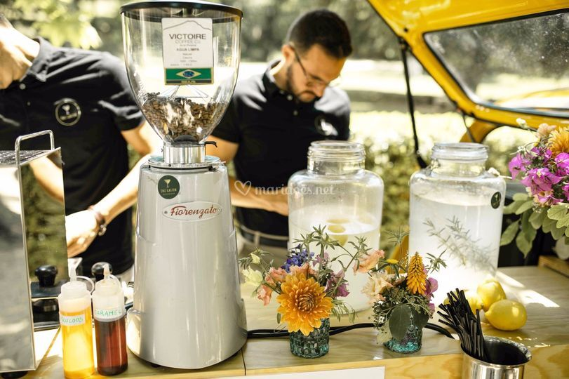 Café de spécialité 100% arabic