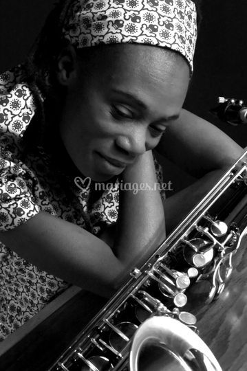 All that Jazz: Luciene Curtis