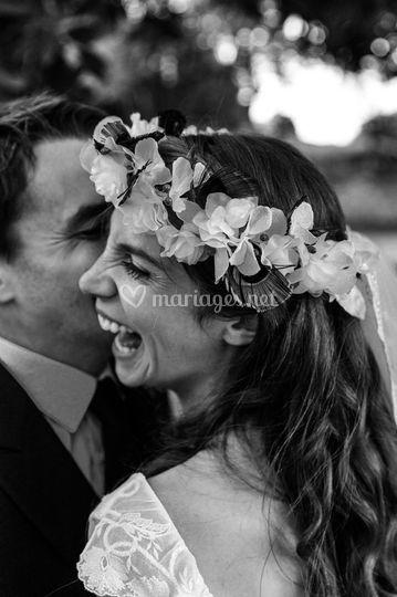 Mariage B & G - Couple