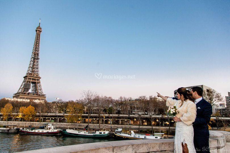 Studio GCNH - photo mariage