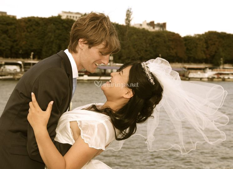 Danse bord de Seine