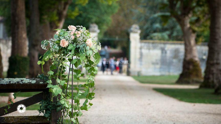 Mariage au Château du Fou
