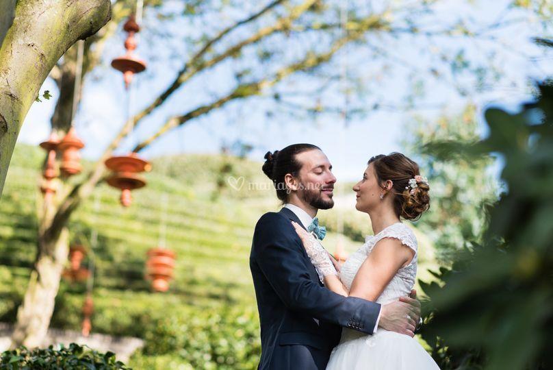 Mariage Étretat