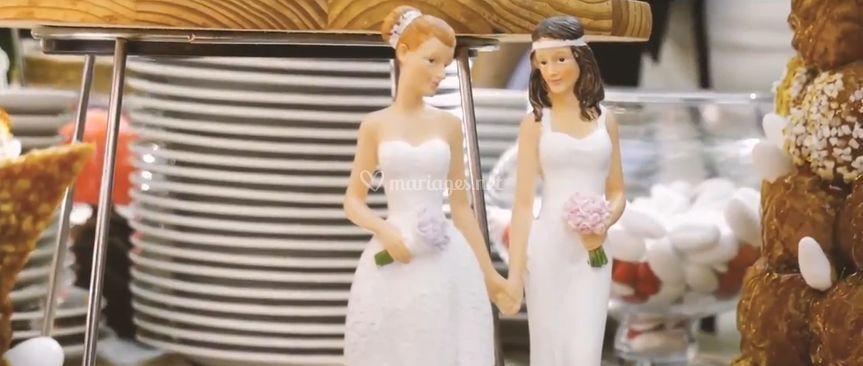 Mariage Anne et Cécile