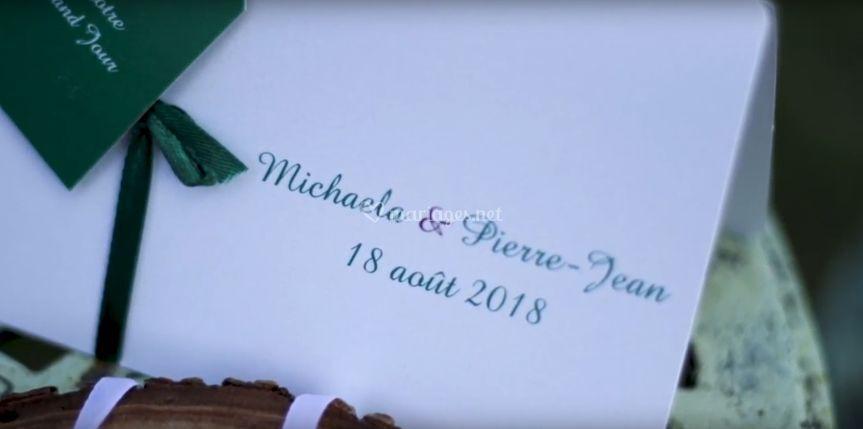 Mariage Michaela et Pierre-J.
