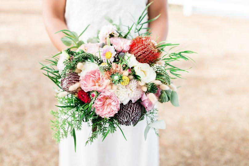 Bouquet Melle Anais