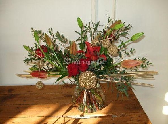 Bouquet explosif