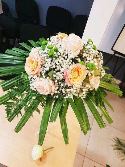 Mila florale création