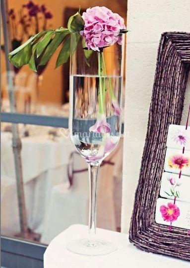 Dans un verre
