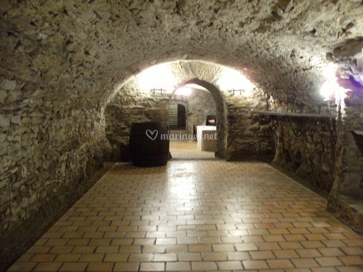 Les caves voûtées