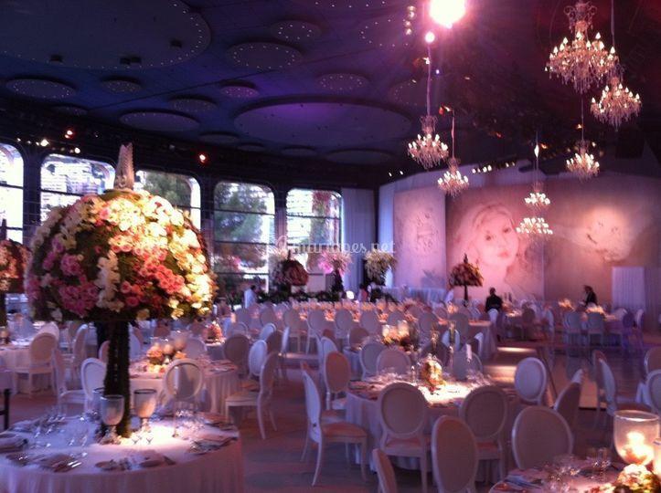 Salles de mariage Monaco