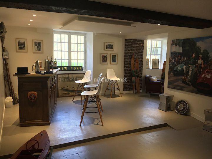 "Le Bar du ""gallery"""
