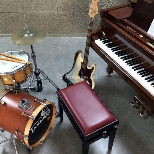 Swingin' Soul trio