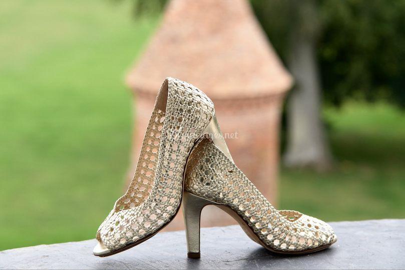 Chaussures mariée