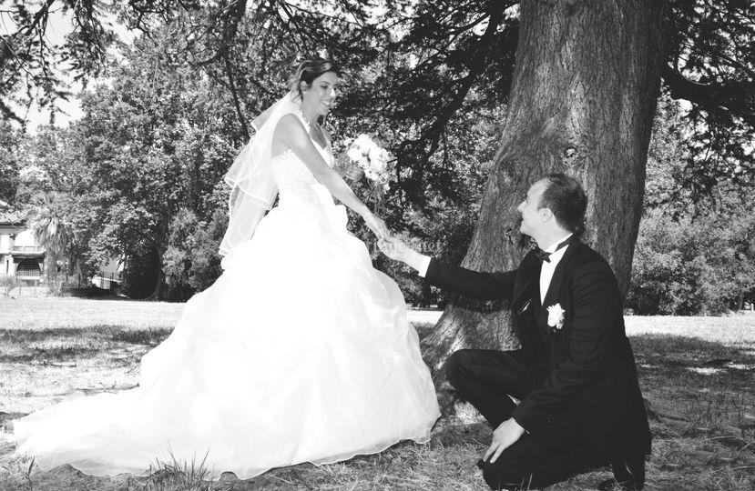 Mariage Marine et Olivier