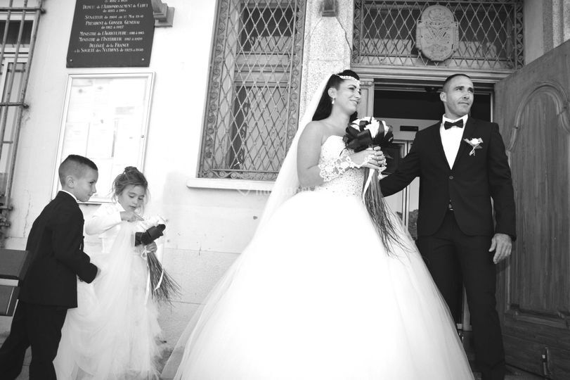 Mariage Jessica et Stephane sur V.B Photographie