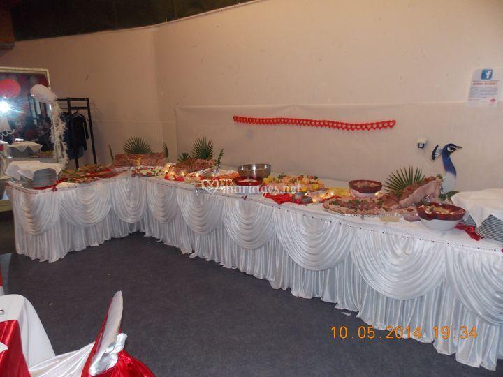 Decoration salle