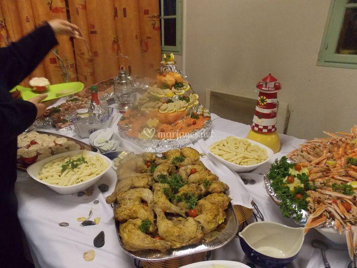 Cal che pi ce mont e de d lices de la table photos - Restaurant la table des delices grignan ...
