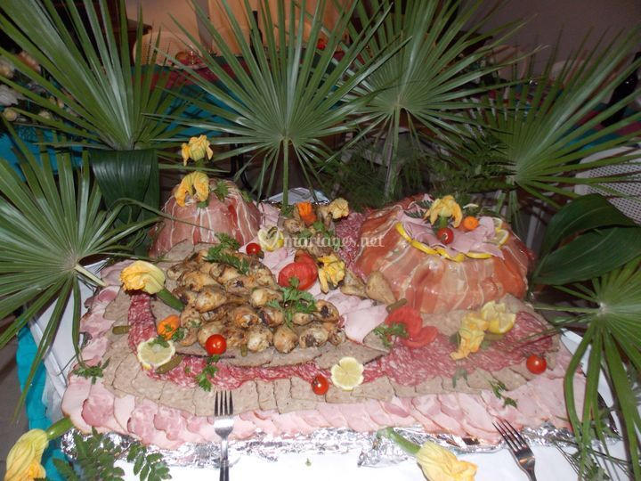 Buffet froid de d lices de la table photo 5 - Restaurant la table des delices grignan ...