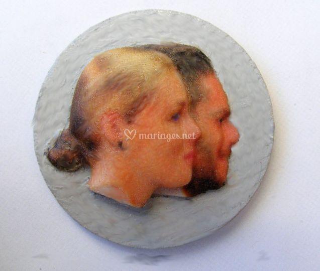 Magnet 4cm