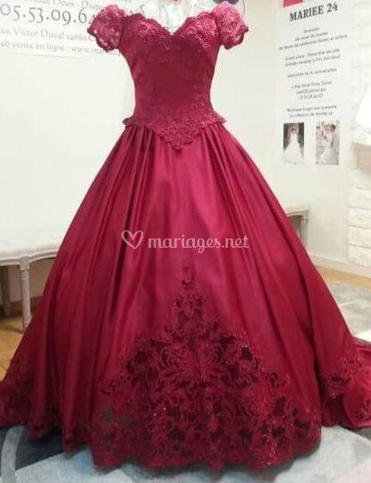 Robe de mariée Rêve
