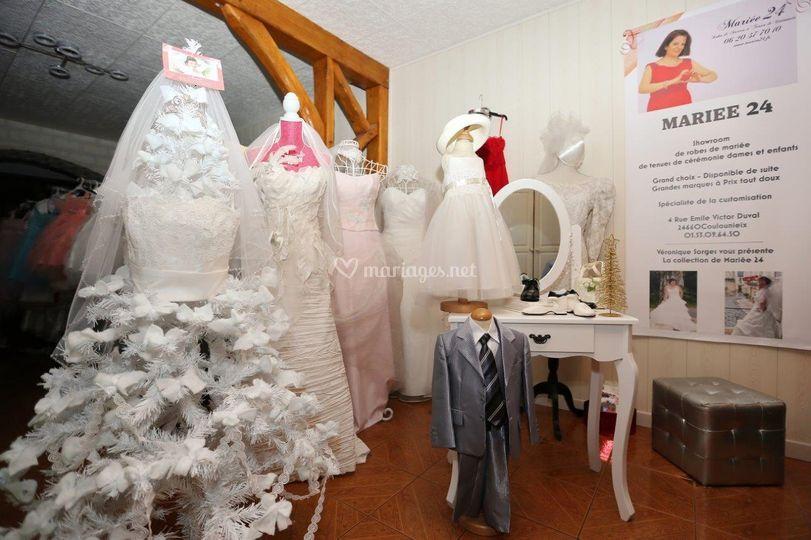 Showroom Mariée24