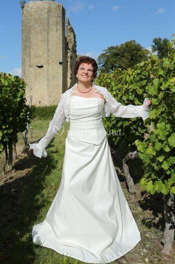 Robe de mariée Périgueux