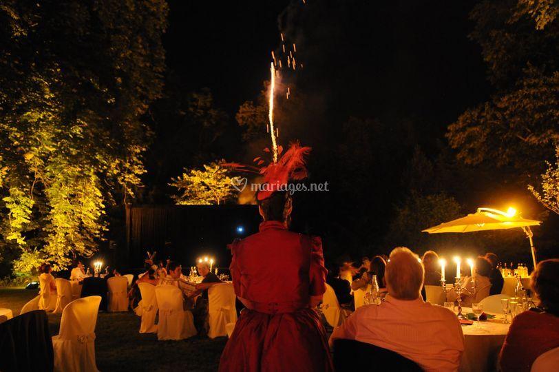 Festivités nocturnes