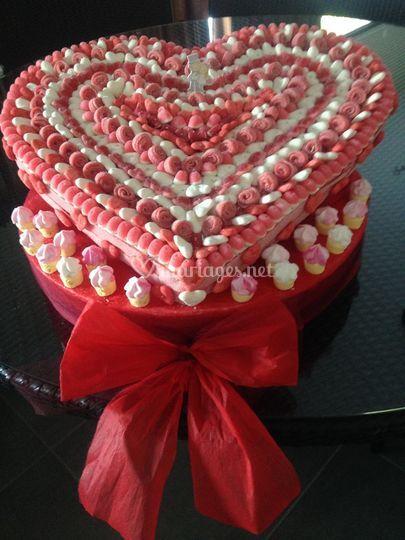 Le cœur d'amour