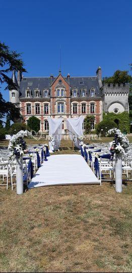 Mariage au Château La Pouyade