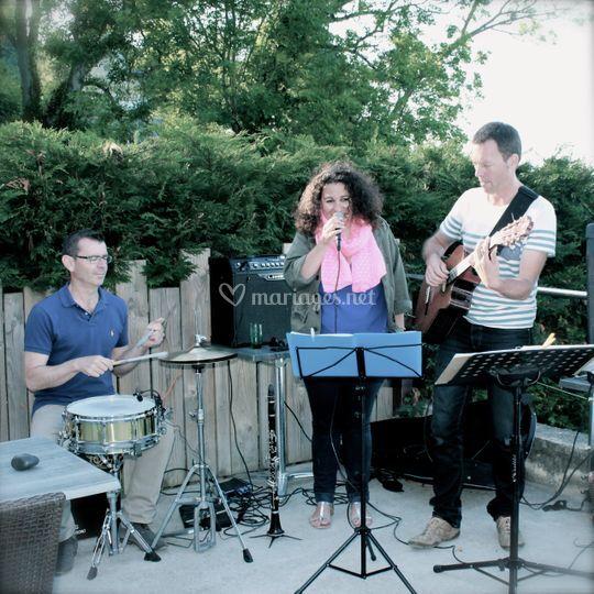 Concert à Jouvente (Bretagne)