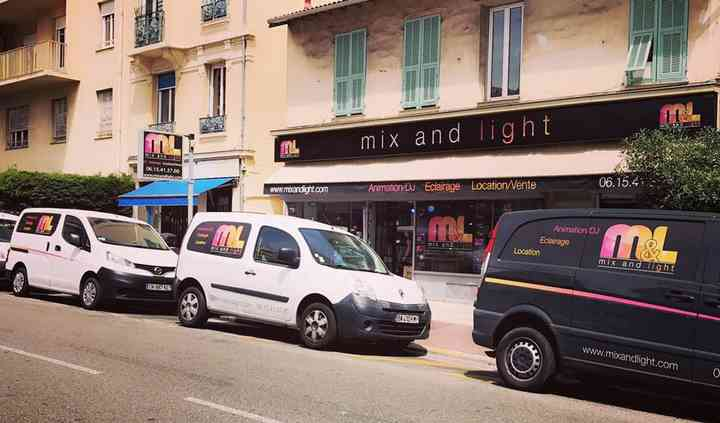 Animation DJ - Mix And Light