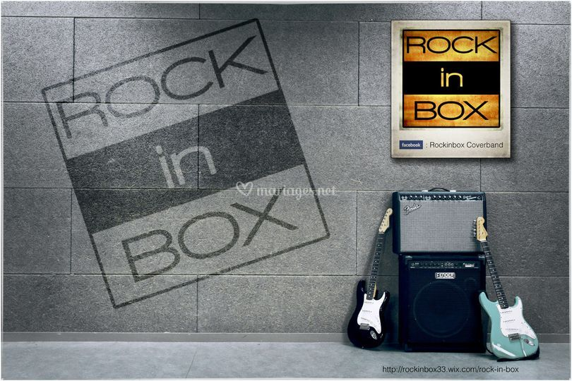 Rock in box light ( le duo )