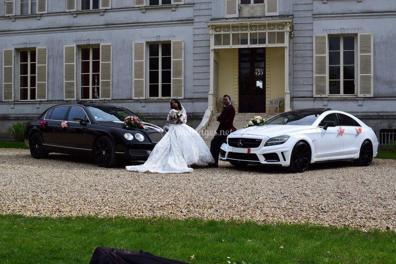 Cortège HD Bentley & Brabus