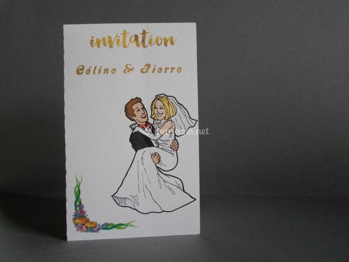 Dans les bras du marié
