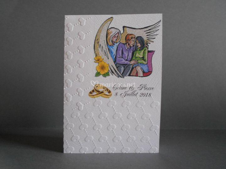 L'ange des mariés