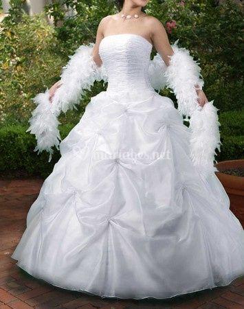Robe de mariée prncesse