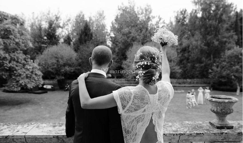 Salutation des mariés