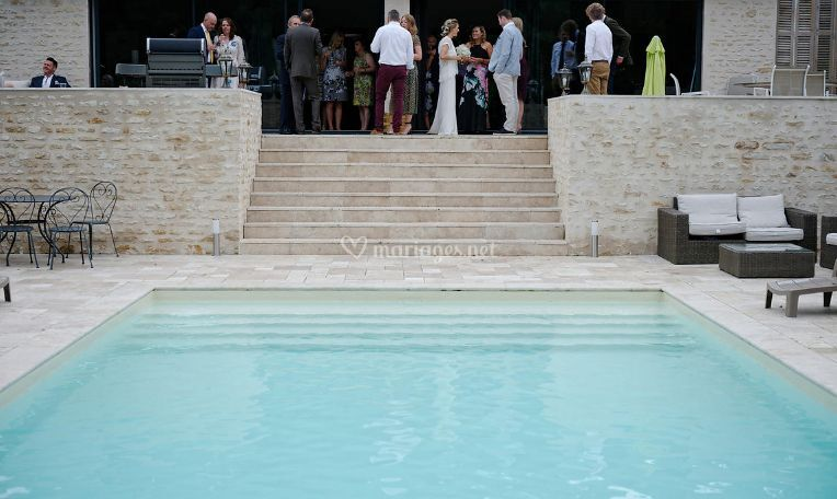 Cocktail piscine