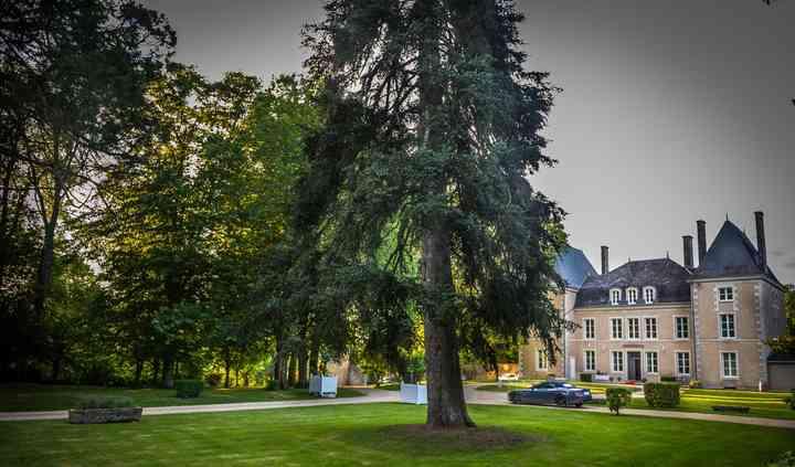 Le Château de la Borderie