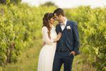 Amoureux dans les vignes