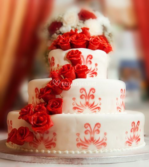 Wedding Cake Mister Cooking