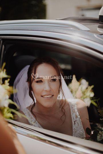 Maquillage mariée australienne