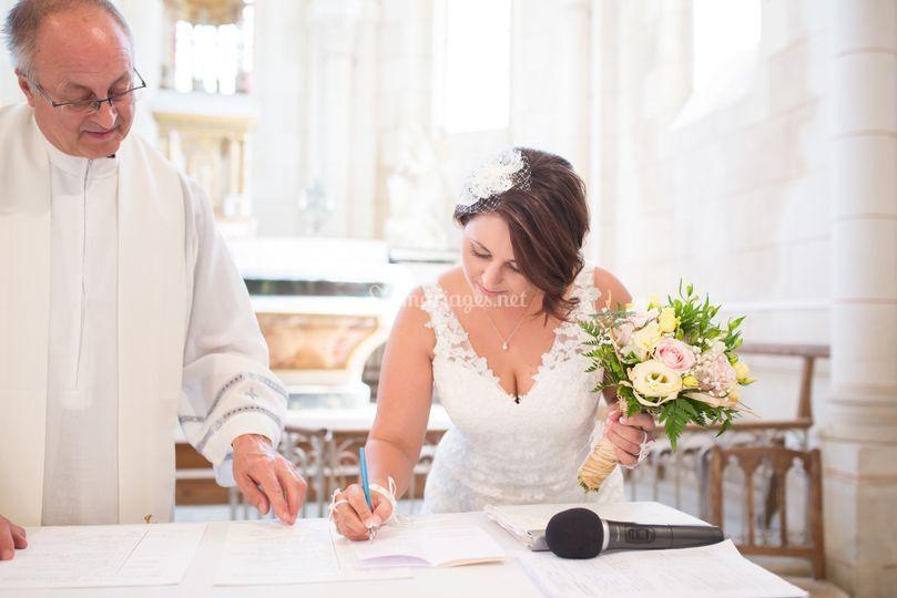 Cérémonie mariage 2017
