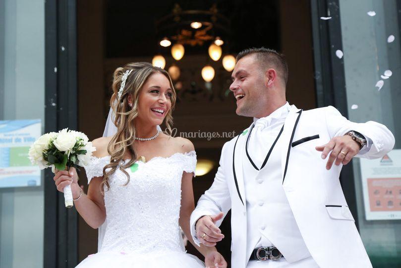 Ceremonie a la marie