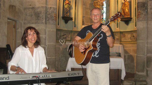 Victor interprète Ave Maria